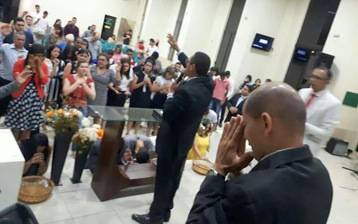 Pastor Francinete Quirino ministra este fim de semana nos Cultos da Colheita da AD-22