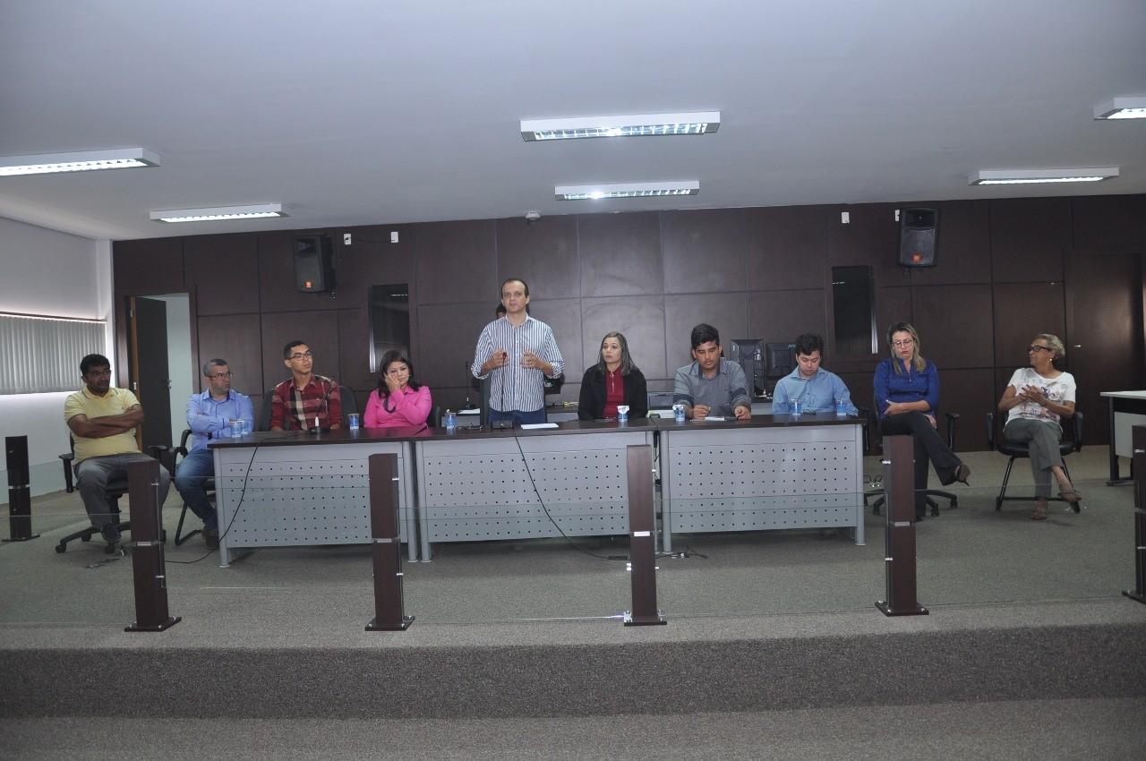Prefeitura de Porto Nacional realiza abertura da Semana Municipal de Políticas Públicas sobre Drogas