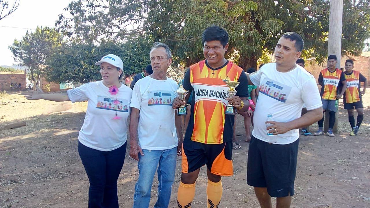 """Aldeias de Lagoa da Confusão (TO) recebem """"Dia D da Assistência Social"""""""