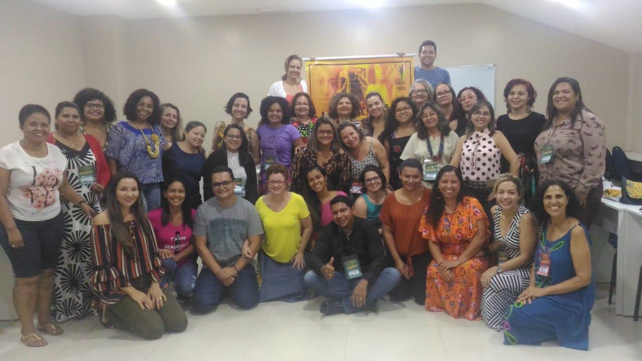 Delegação do Conselho Regional de Serviço Social participa de evento no Amapá