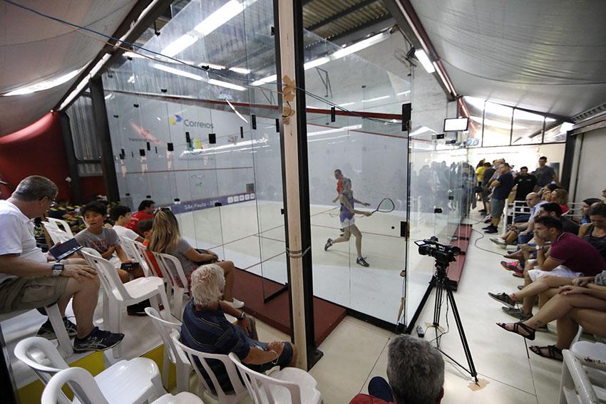 Squash: Circuito Profissional – NSB tem quinta etapa em Natal nesta semana