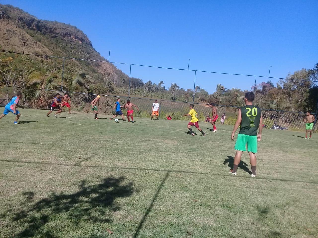 Confraternização reuniu atletas e amigos na sede do AREPOP na Pedreira