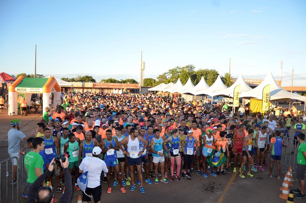 Circuito Virgílio Coelho de Corridas de Rua reúne diversos atletas na 13° Corrida do Fogo