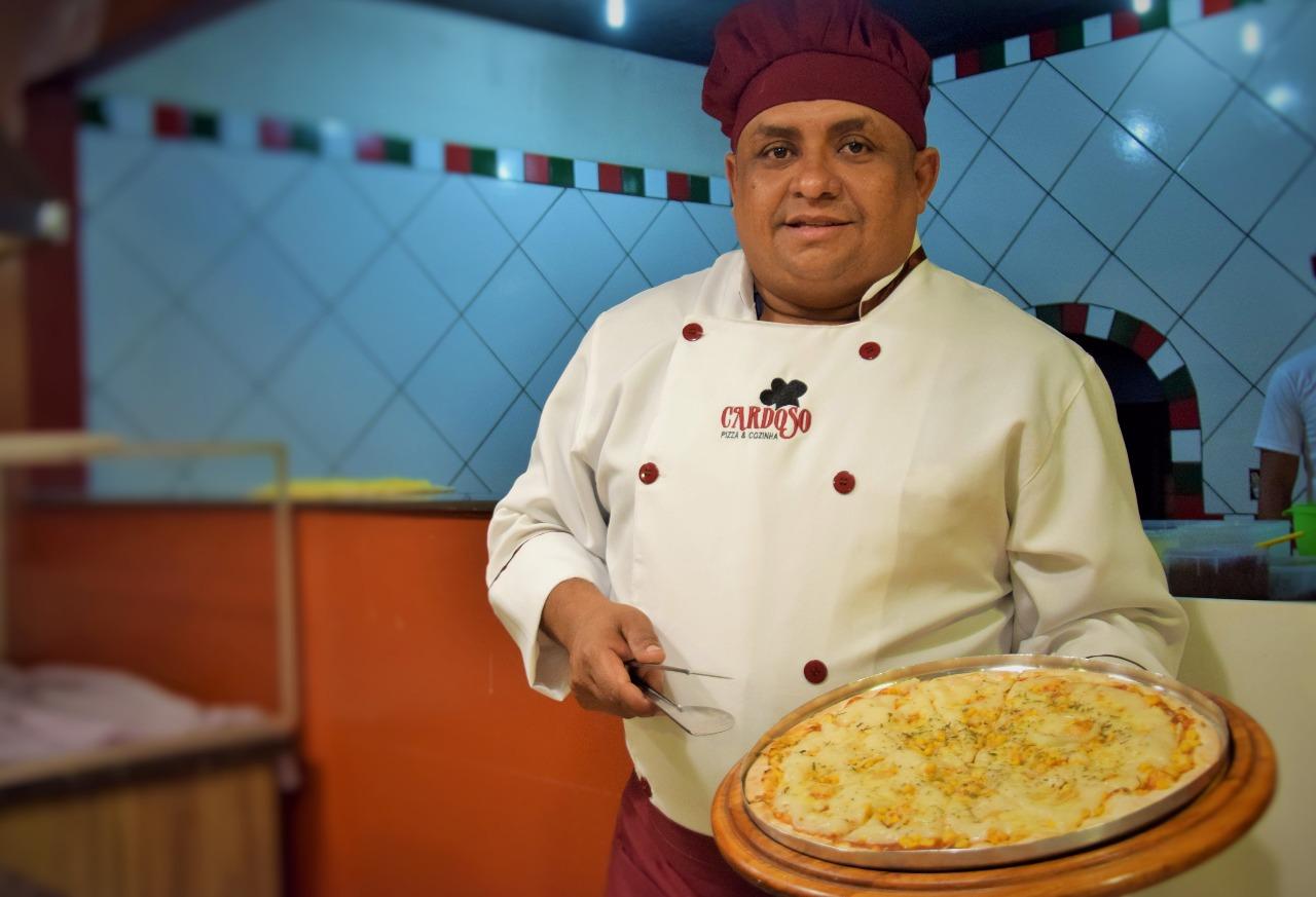 Rodízio de pizza acontece às quintas-feiras na Cardoso Pizza e Cozinha em Paraíso (TO)