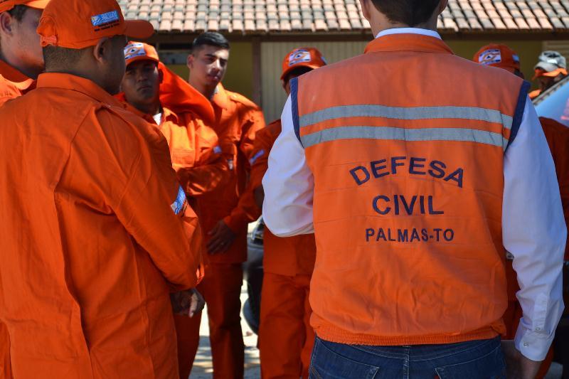 Defesa Civil de Palmas convida voluntários a serem brigadistas de novos Núcleos Comunitários de Defesa Civil