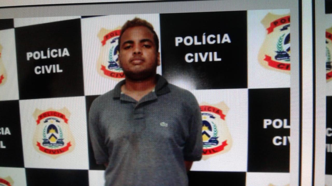 Polícia Civil apreende adolescente suspeito de cometer vários atos infracionais de roubo em Guaraí