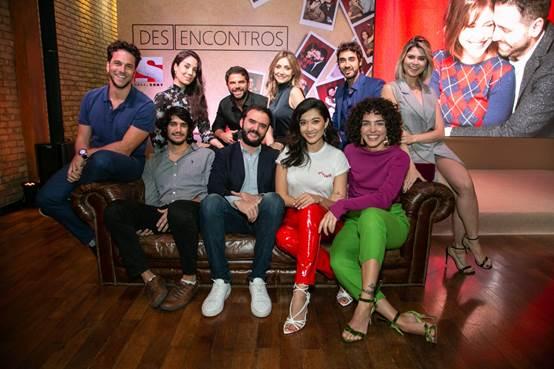 Canal Sony apresenta (Des)Encontros em evento de lançamento da série