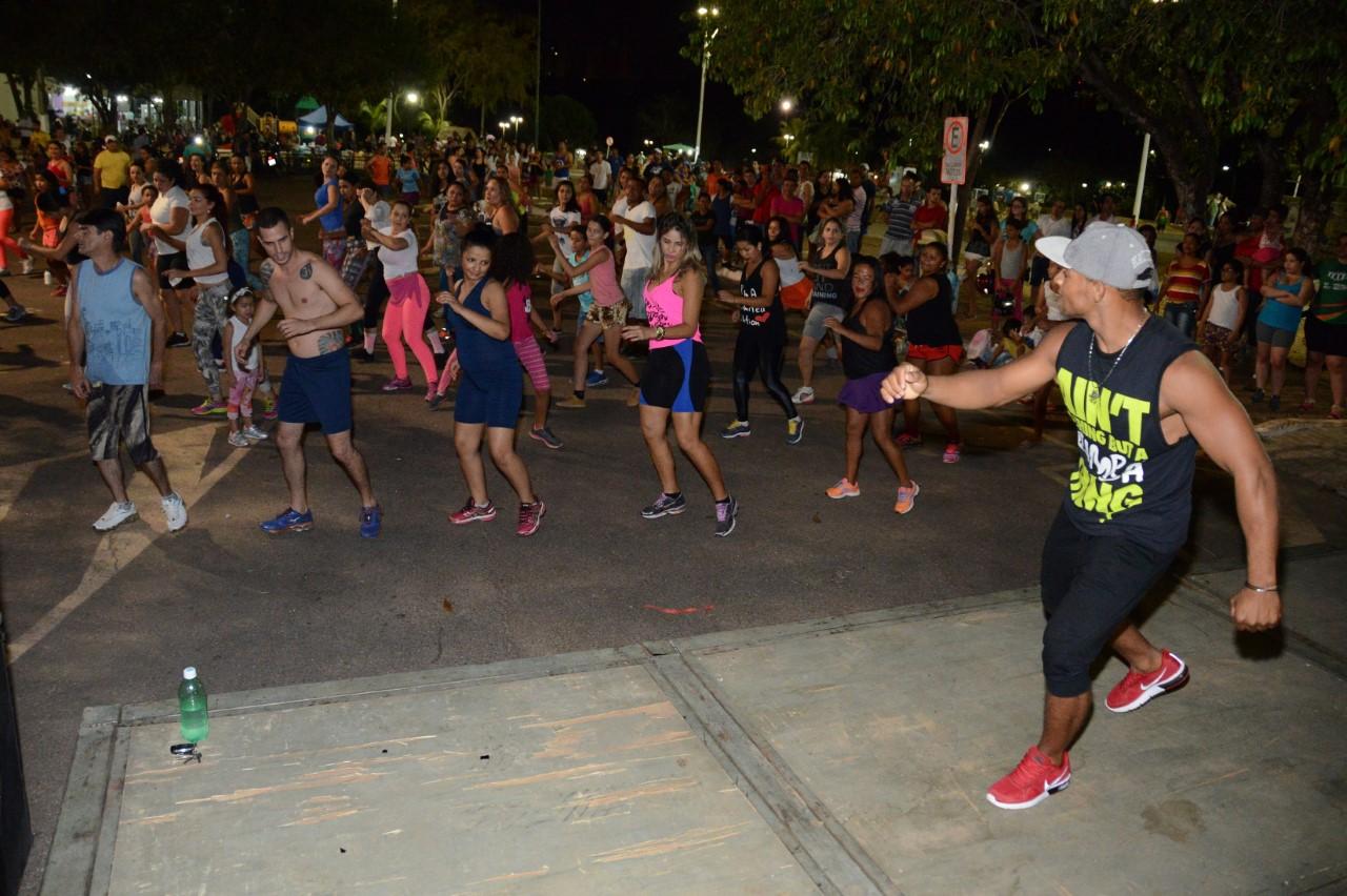Aulões gratuitos de dança animam Parque Cesamar neste fim de semana