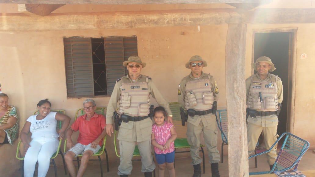 Polícia Militar implementa Patrulha Rural em Araguatins e região