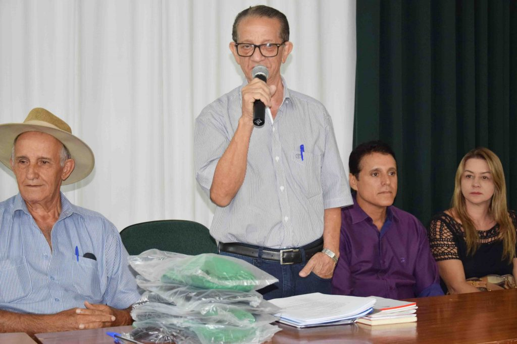 Alípio Barbosa Neto é nomeado assessor parlamentar de Nilton Franco