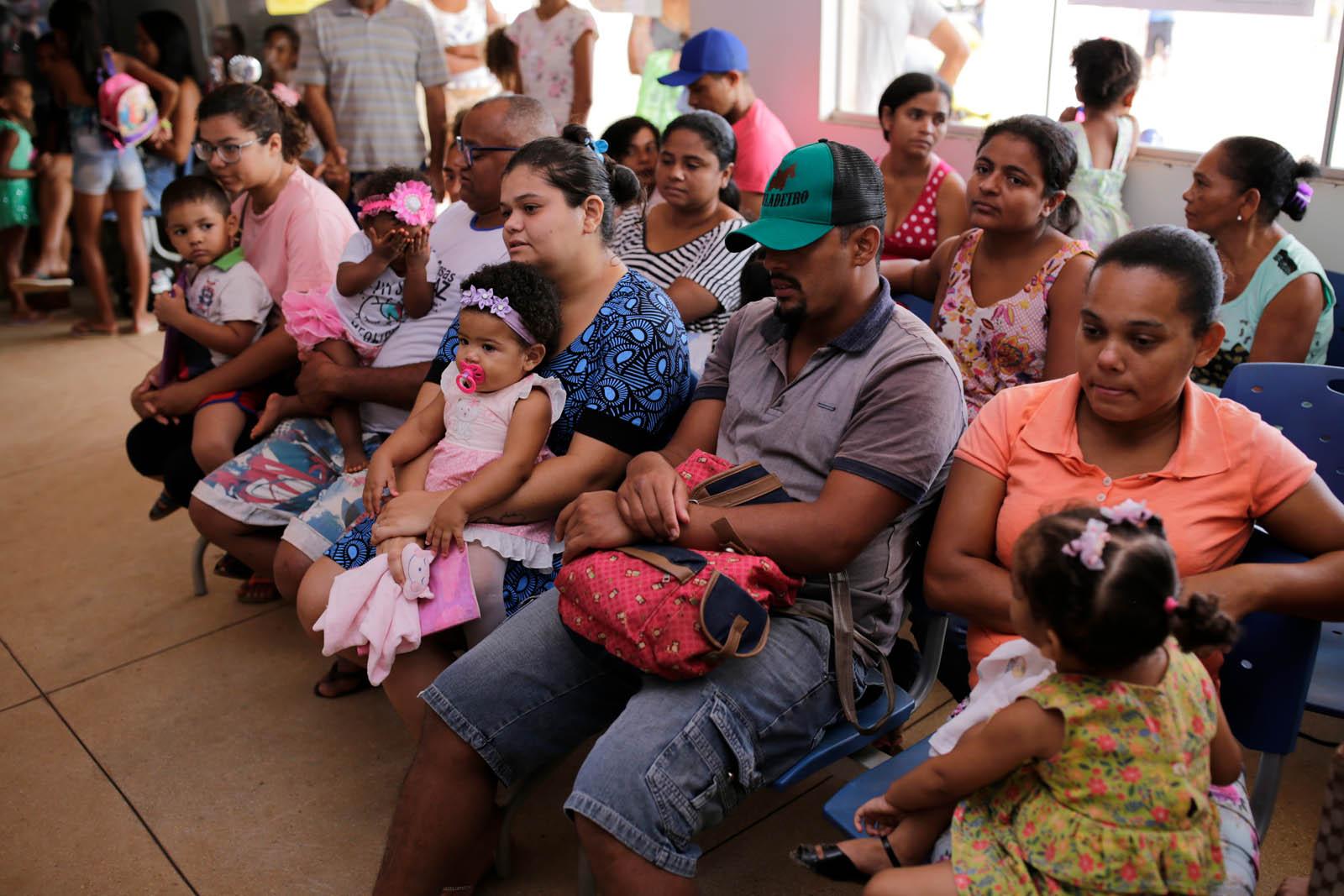 Dia D de Vacinação contra sarampo e poliomielite movimenta o sábado, em Palmas