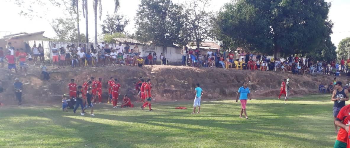Prefeitura de Monte Santo (TO) abre oficialmente Campeonato Municipal de  Futebol 2018 7d674515c204c