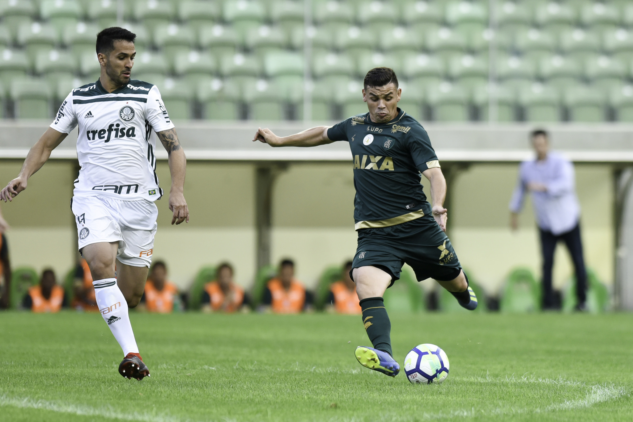 Primordial para reação do América Mineiro na Série A, Ruy aposta no bom retrospecto do Coelho em casa para confronto diante do Fluminense