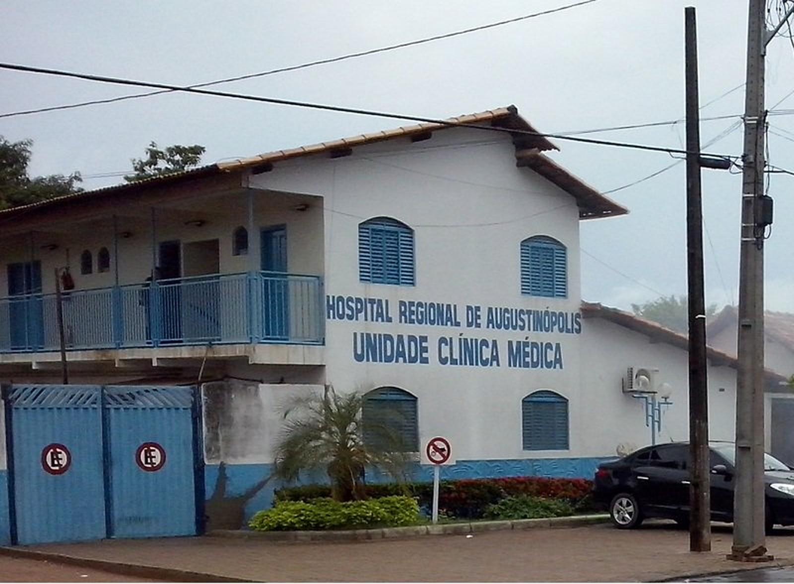 MPE realiza audiência pública para discutir deficiências na prestação de serviços no Hospital Regional de Augustinópolis