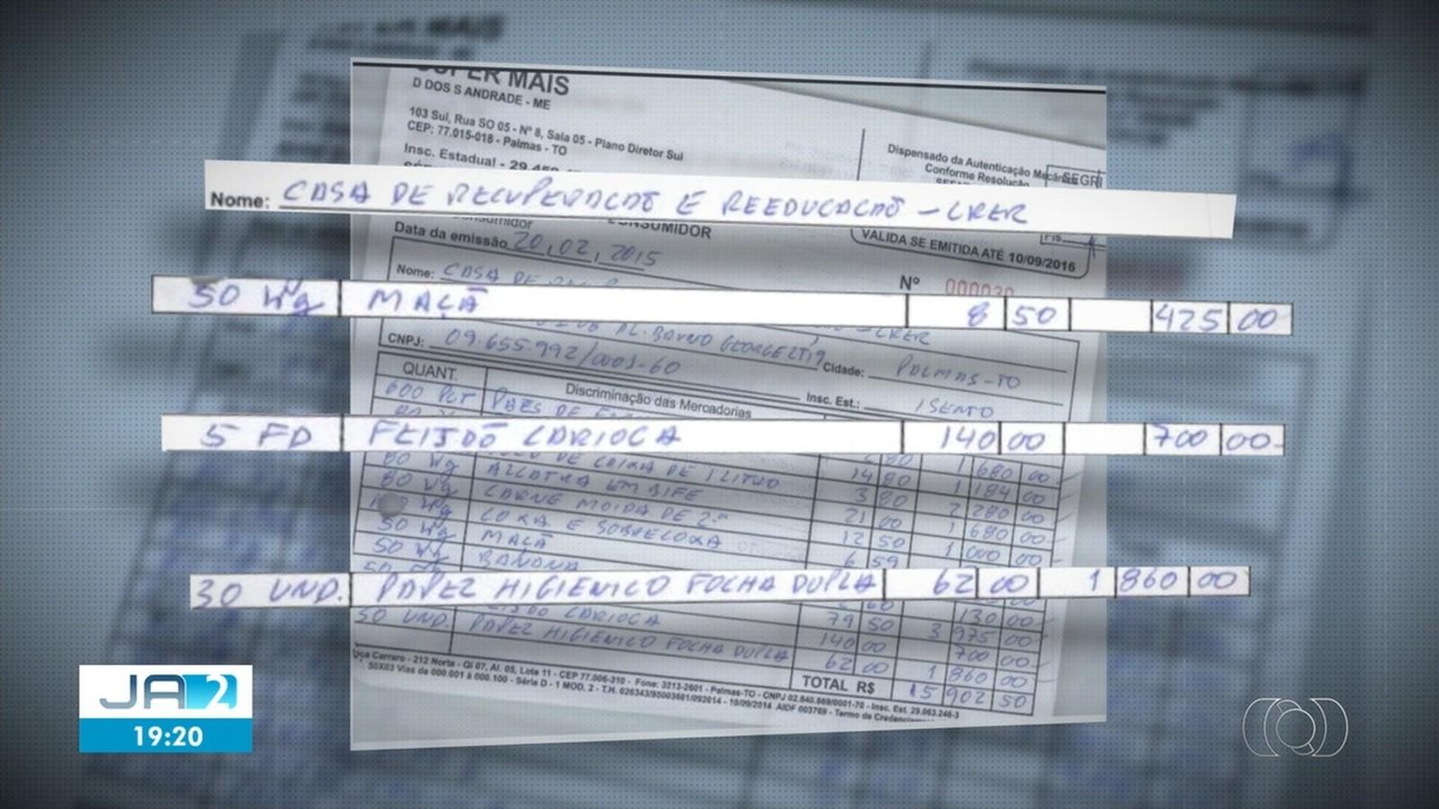 Empresa suspeita de fraudar contratos da prefeitura recebeu R$ 62 por rolo de papel higiênico, diz polícia