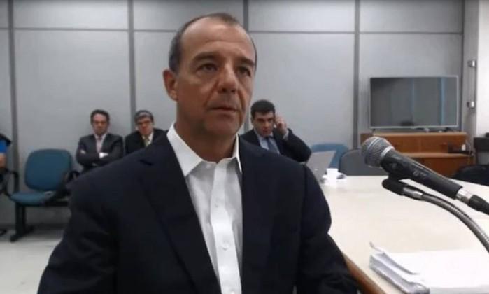 """Cabral admite ter recebido R$ 5 milhões de caixa 2 de """"Rei Arthur"""""""