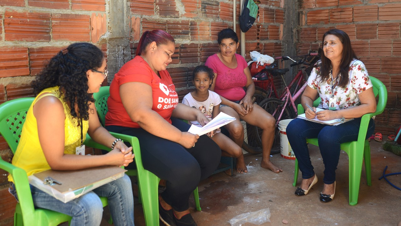 Sedes realiza atendimento aos beneficiários do programa Bolsa Família que estão na lista de Averiguação Cadastral