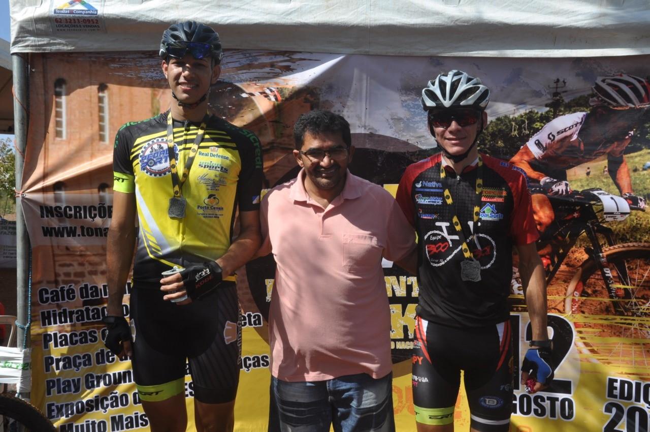 Com apoio da Prefeitura, Porto Nacional recebe circuito de Mountain Bike com prova de nível internacional