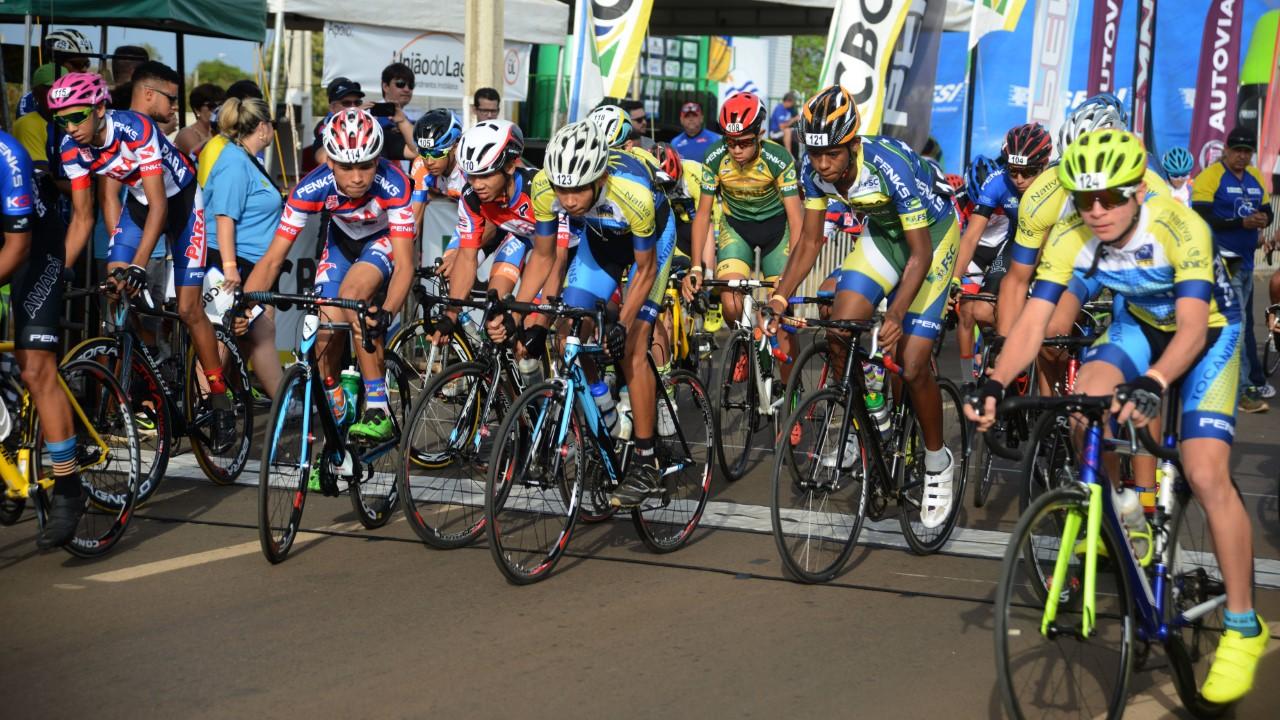 Seleção tocantinense vence 41ª edição da Copa Norte e Nordeste de Ciclismo de Estrada