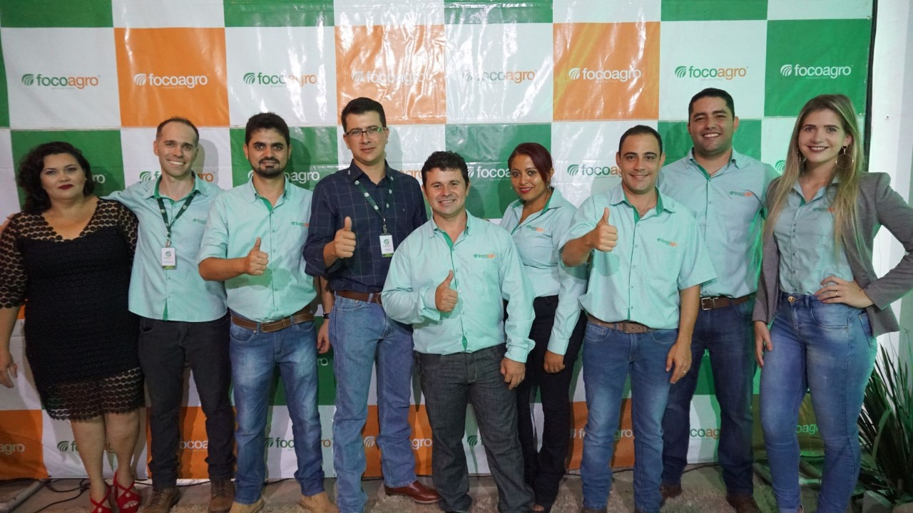 Grupo Focoagro inaugura filial em Imperatriz-MA