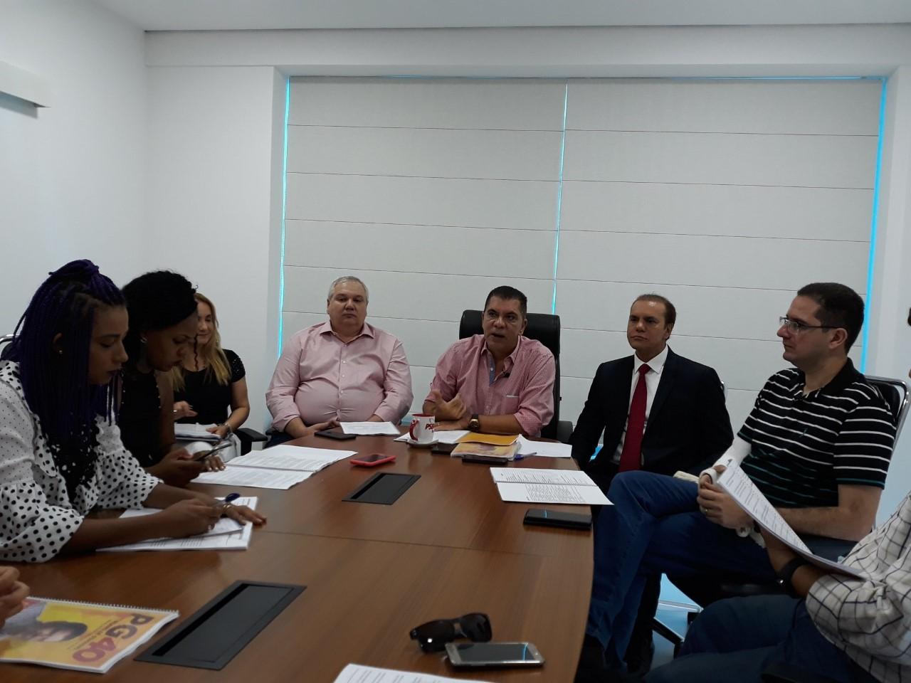 Amastha lança plano de governo com foco na desburocratização e eficiência dos serviços públicos