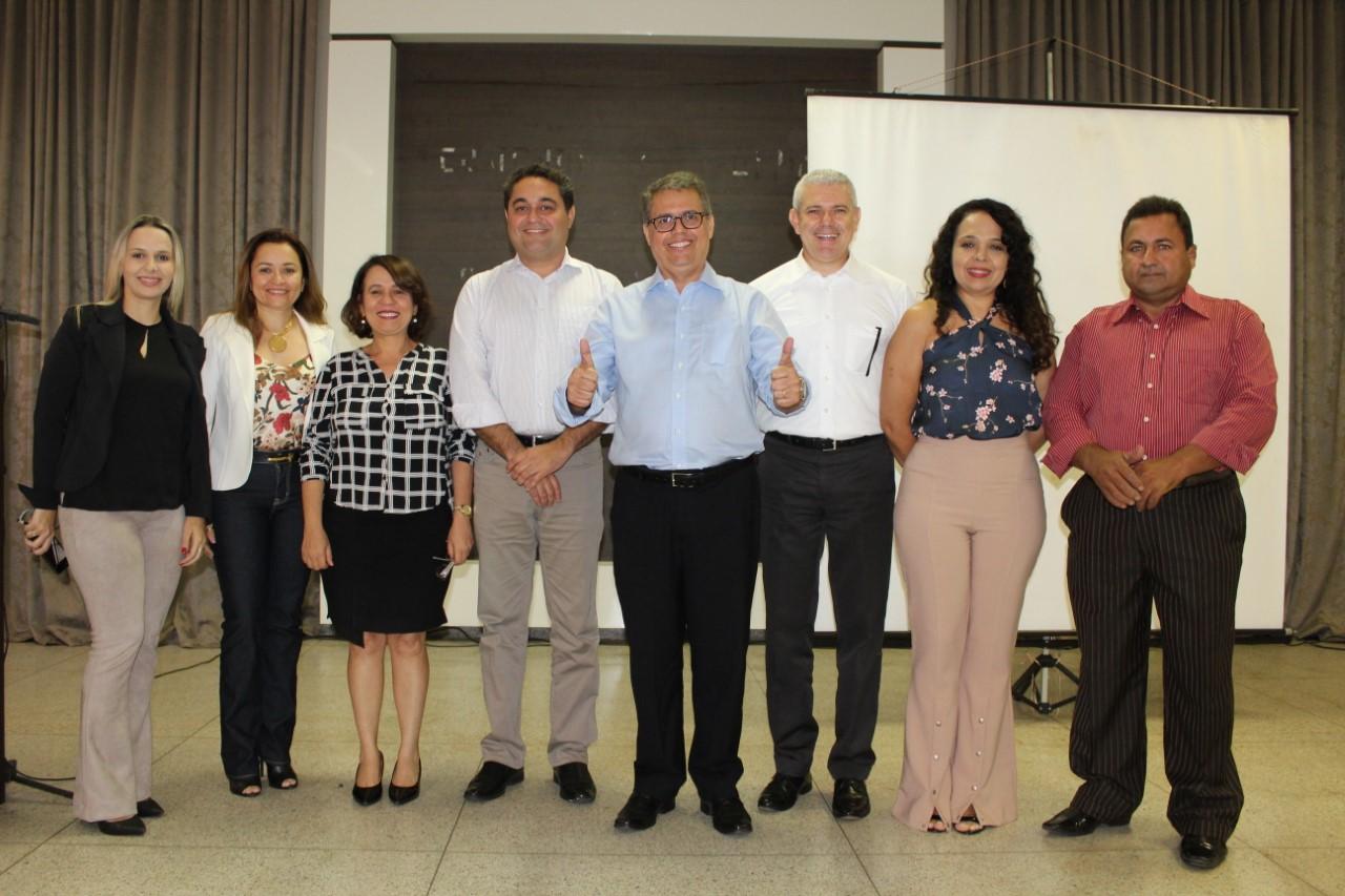 Prefeitura de Pedro Afonso e TCE apresentam proposta do Plano Estratégico 2018/2021
