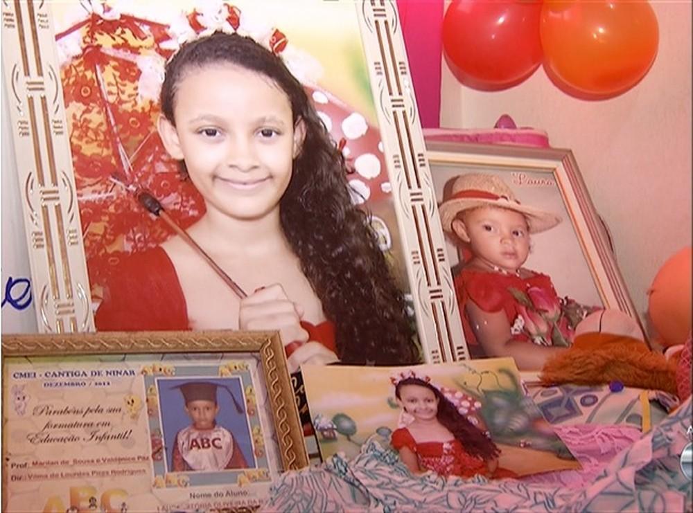 Polícia vai pedir DNA para saber se ossada encontrada em matagal é da menina Laura Vitória