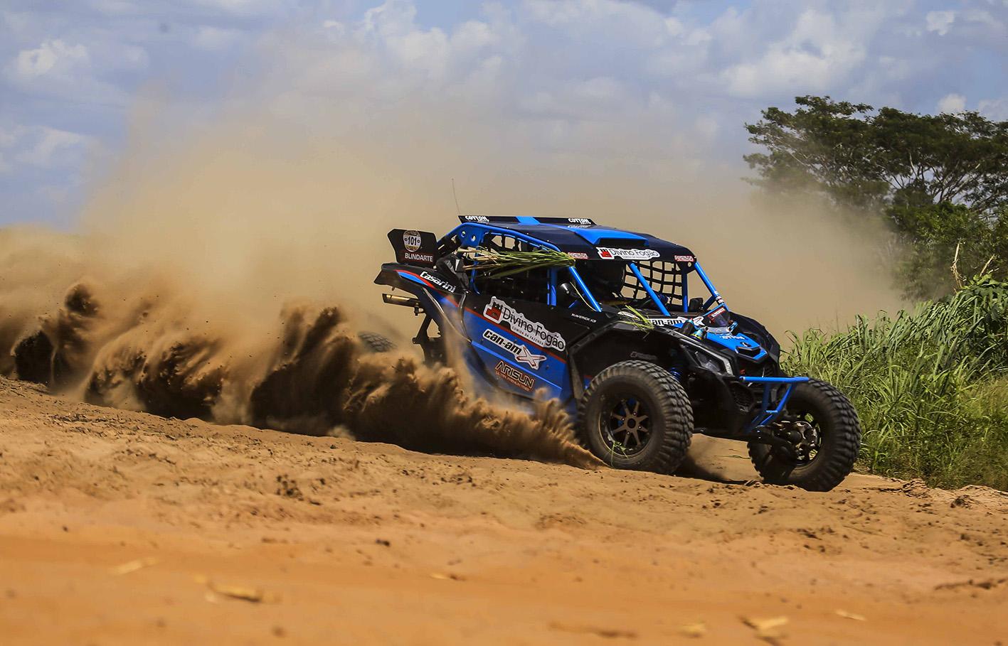 Brasileiro de Rally Baja – Bruno Varela vence o Rally Rota SC
