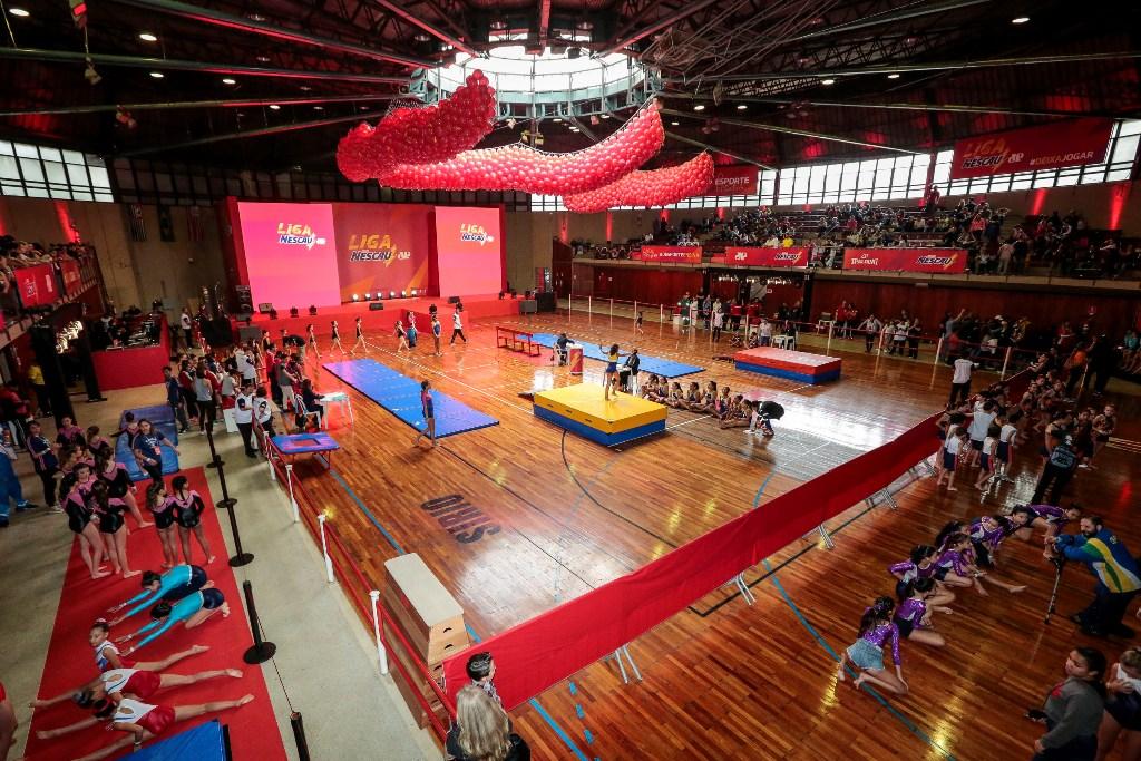 Liga NESCAU tem finais de esportes coletivos no Clube Espéria neste final de semana
