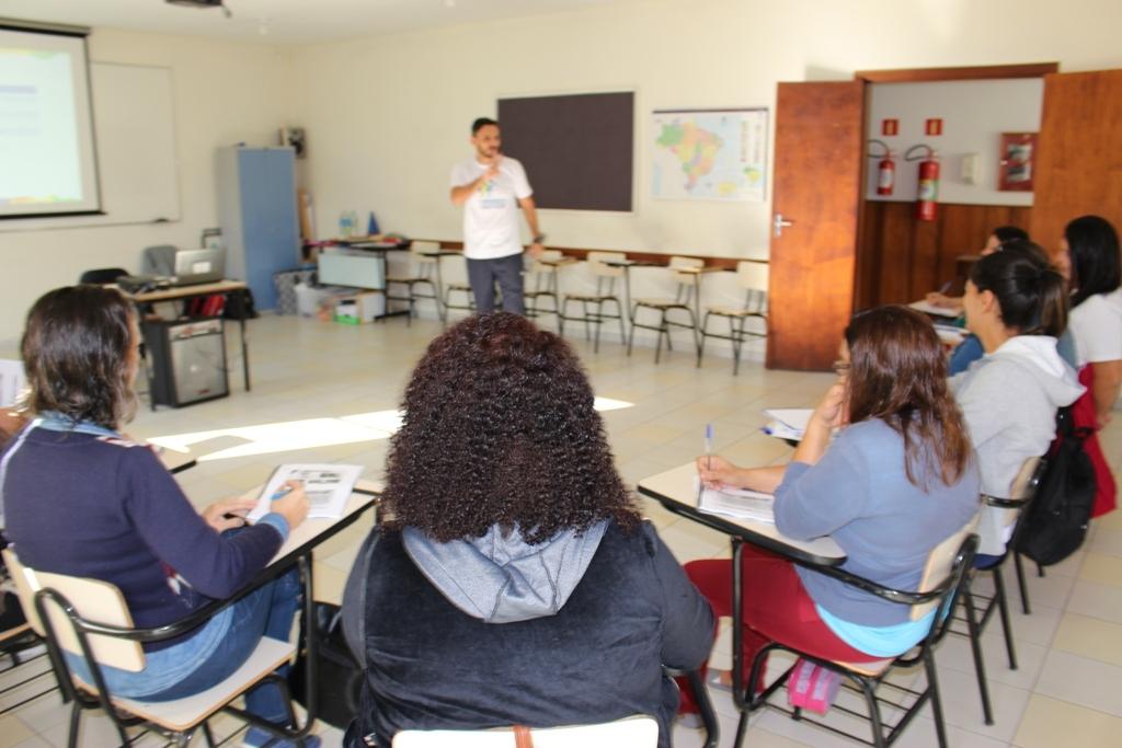IEE e Petrobras levam projeto de esporte educacional para professores de 22 municípios do RN e SE
