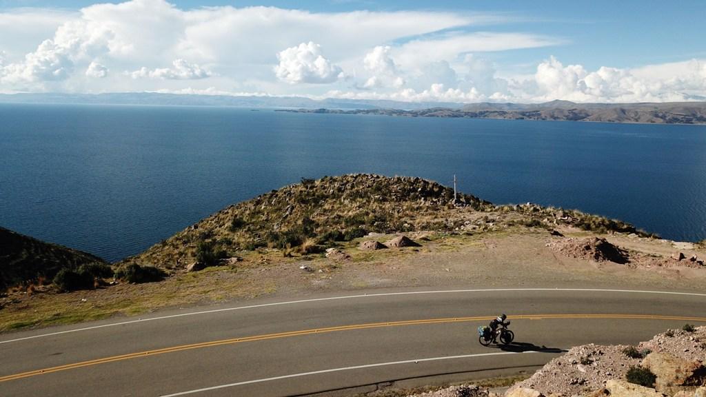 Participante da Brasil Ride chega à Bahia após pedalar por seis países do continente em um ano