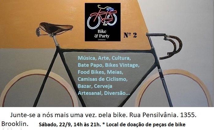 Cultura, música, cerveja artesanal e novidades unem universo da bike em São Paulo