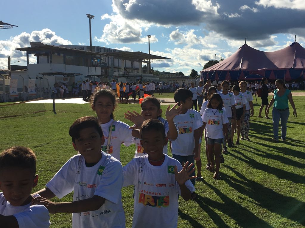 Projeto Caravana chega a Lábrea (AM) e atenderá 3 mil jovens, de terça (25) a quinta-feira (27)