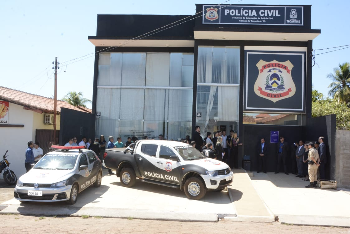 Polícia Civil autua dois suspeitos por tráfico de drogas em Porto Nacional