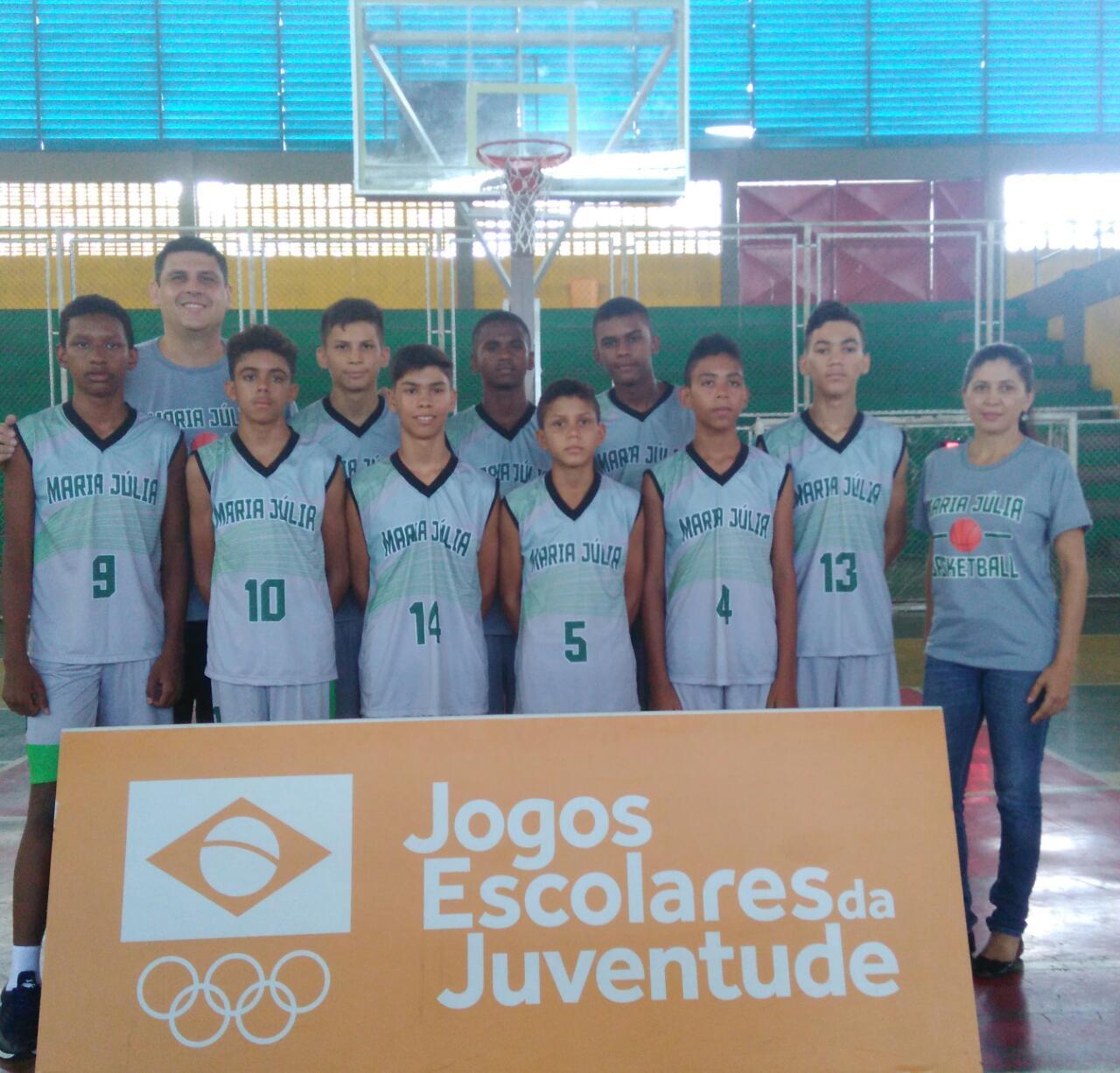 Tocantins vence três semifinais e garante vagas na etapa nacional dos Jogos Escolares da Juventude
