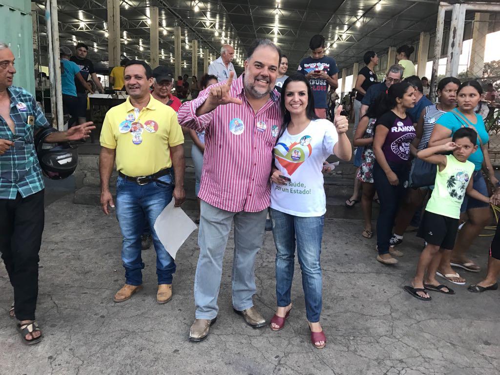 """""""Políticos devem cooperar pela Saúde sem viés ideológico"""", afirma Dra. Mayara Cabral, candidata a deputada estadual do TO"""