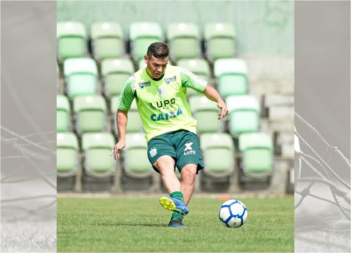 Recuperado, Ruy retorna ao América Mineiro para manter histórico de invencibilidade diante do Botafogo