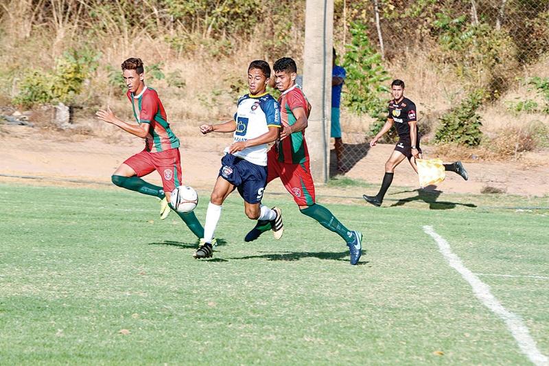 Apenas cinco equipes estão garantidas na segunda fase do estadual Sub-19