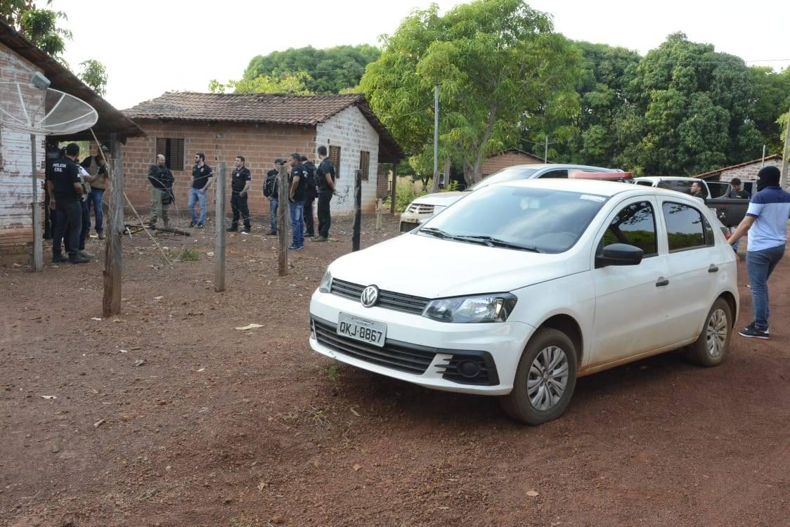 Delegado conta detalhes sobre a Operação Labéu, que desvendou homicídio em Marianópolis (TO)