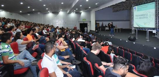 29ª ZE de Palmas finaliza treinamento de mesários e segue capacitando equipes de apoio