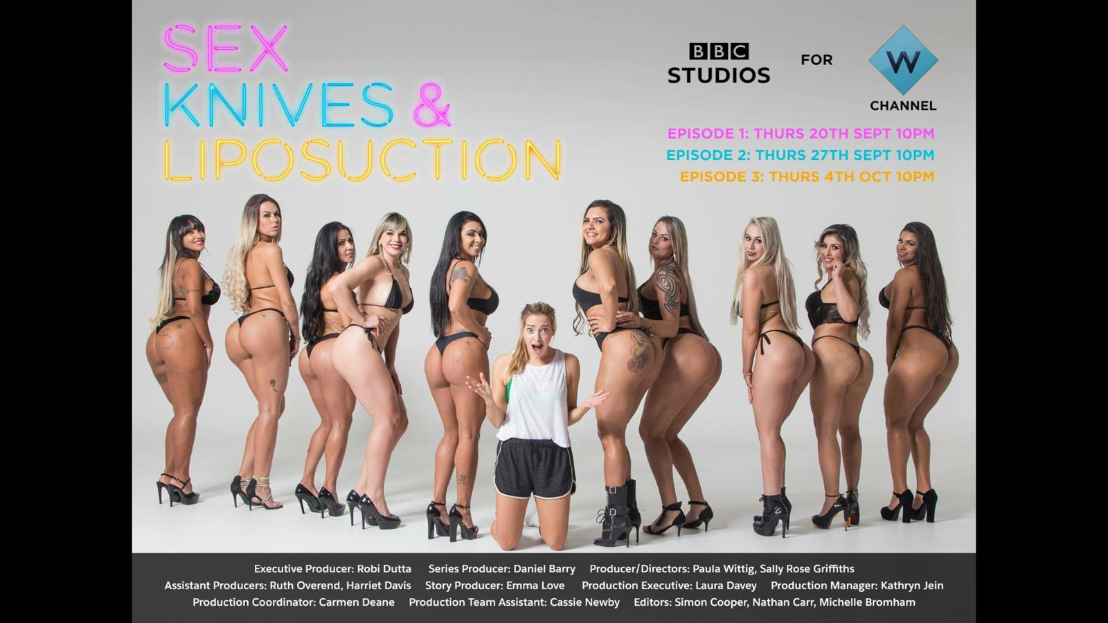 Evento em Londres: BBC lança hoje série sobre o Miss Bumbum Brasil 2018