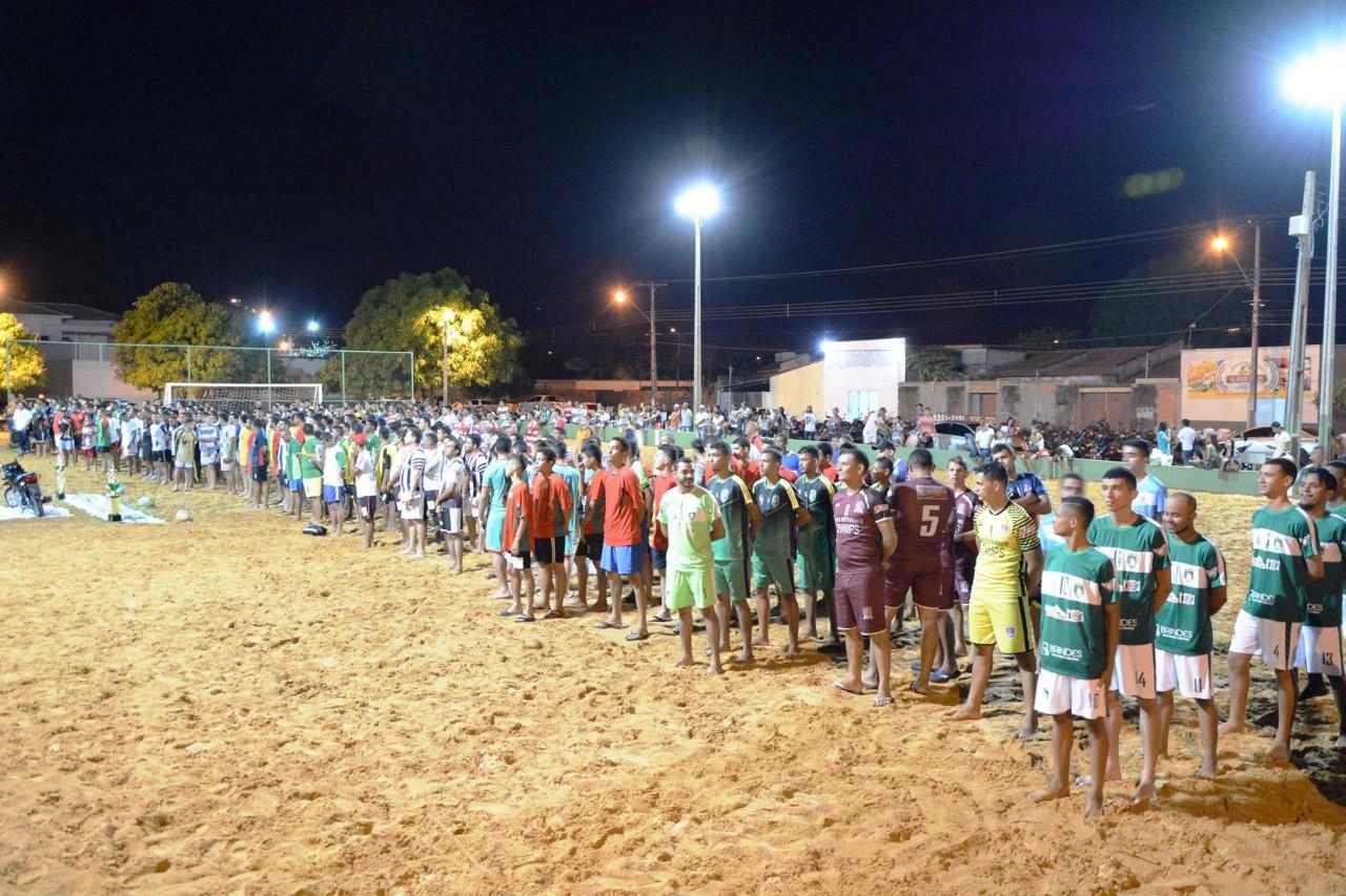 Setor Jardim Paulista recebe a 1ª edição da Liga Paraíso de Beach Soccer