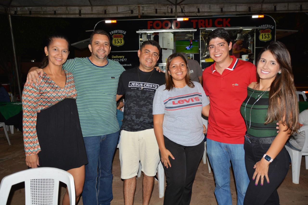 Vice-Prefeito Celso Morais prestigia Festival Gastronômico de Food Truck em Paraíso