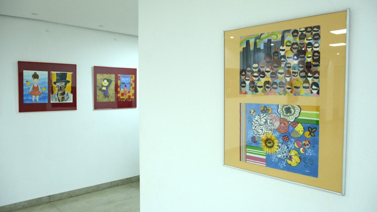 Mostra Revisitando Obras Clássicas será aberta nesta quinta-feira, 20, no Salão de Exposição da Fundação Cultural de Palmas