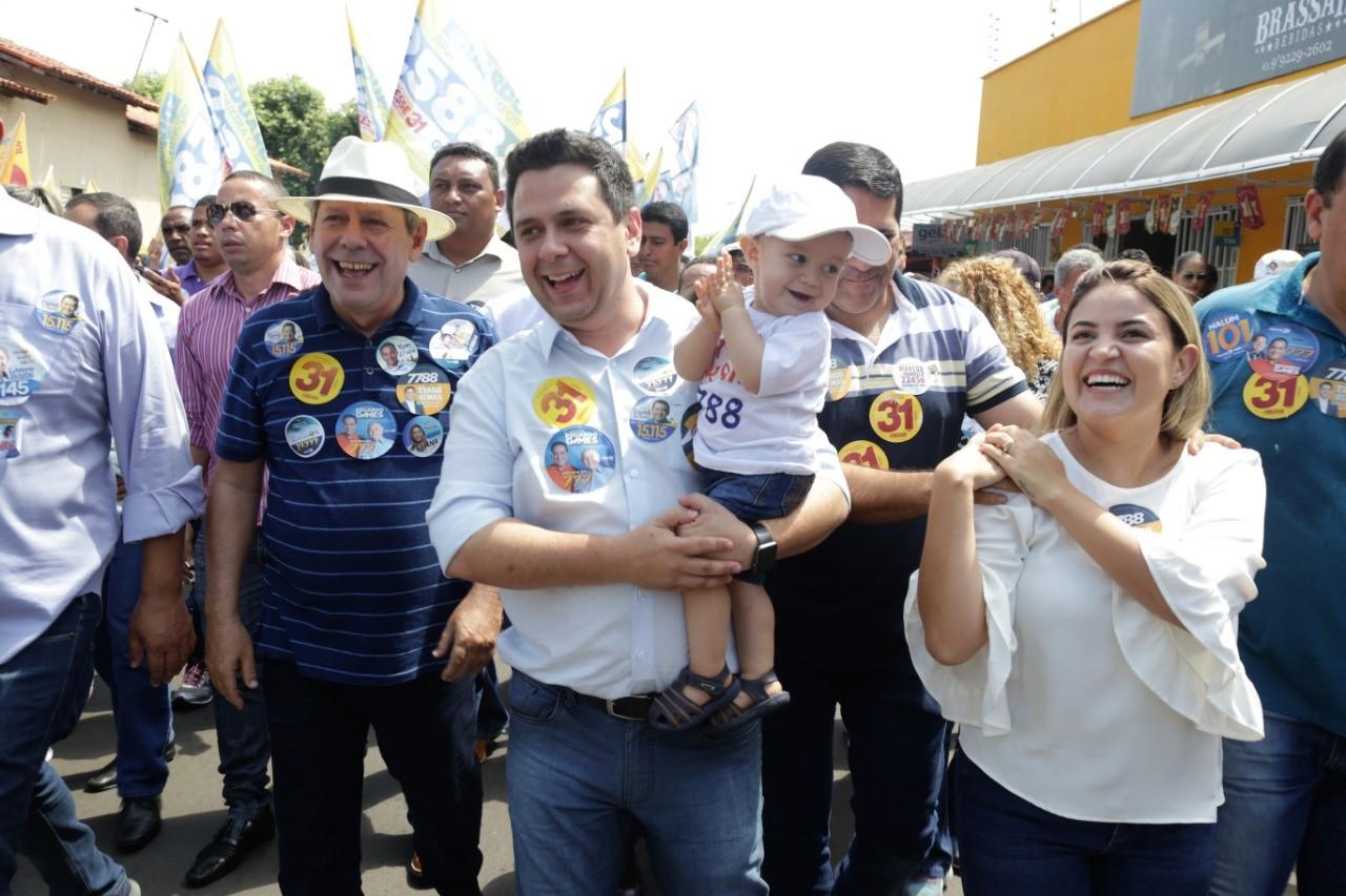 Ao defender renovação na Câmara, Tiago Dimas diz que deputado tem obrigação de legislar a favor da população