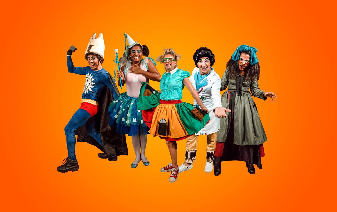 Artpalco oferece ingressos gratuitos para temporada de seu novo espetáculo de teatro infantil