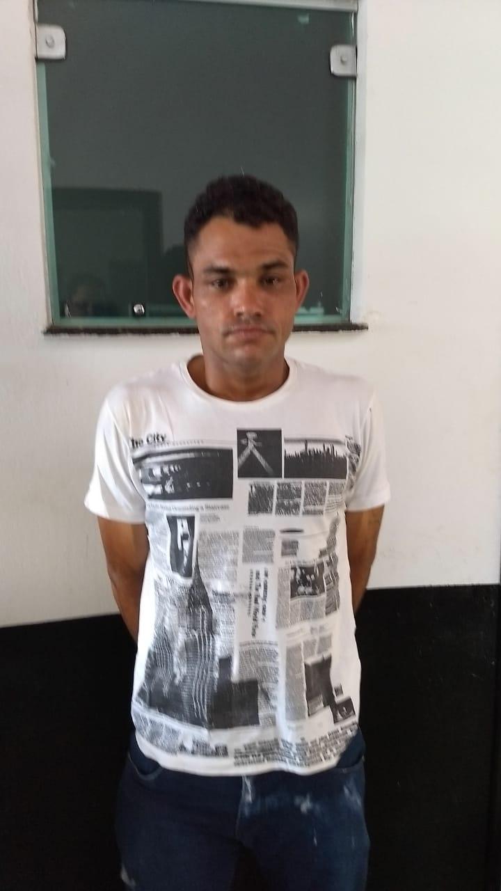 Suspeito de roubar fazenda é preso pela Polícia Civil no interior do Estado