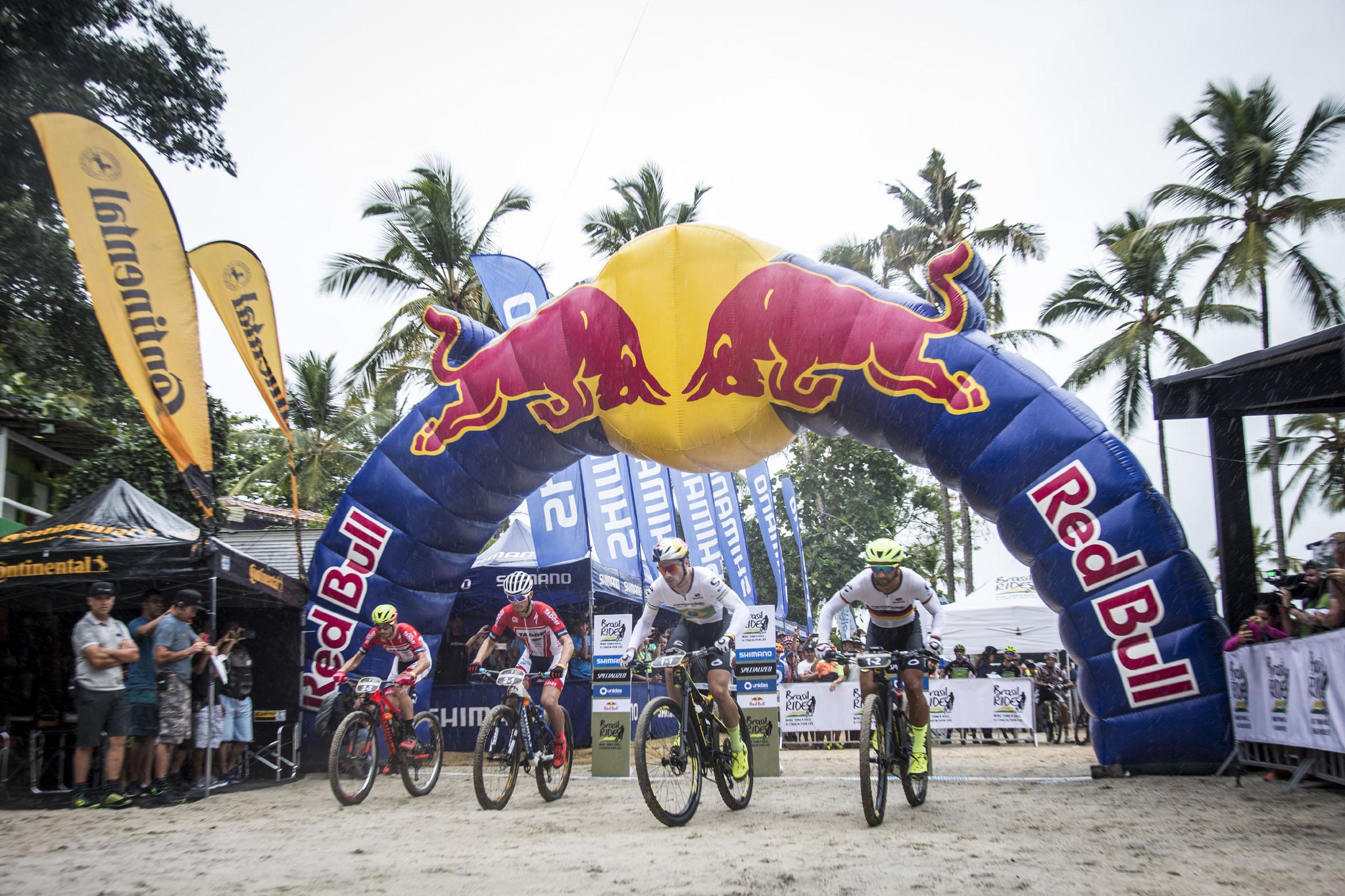 Sebastian Fini repete feito de 2017 e vence o prólogo da Brasil Ride ao lado de Martins Blums