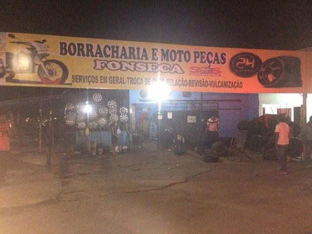 Funcionário de borracharia é baleado na região sul de Palmas
