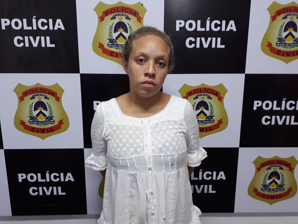 Polícia Civil e Sistema Penitenciário prendem mulher que  levava drogas à CPP de Paraíso.